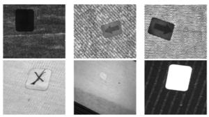 纺织物表面瑕疵检测系统